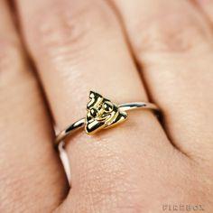 Emoji Jewelry Will Start A Conversation Because You're Classy -  #emoji #jewelry #rings