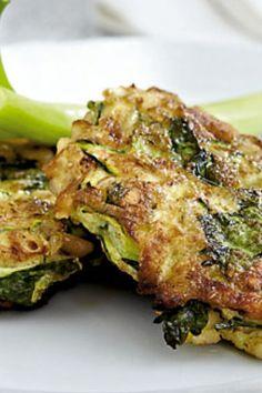 Jubii Webmail :: Vi tror, at du vil synes om disse pins Cucumber Recipes, Veggie Recipes, Vegetarian Recipes, Healthy Recipes, Frittata, Vegi Burger, Veggie Patties, Anti Inflammatory Recipes, Dinner Sides