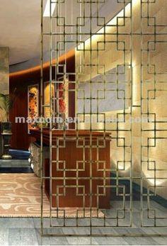 decorative partition wall | classical decorative metal partition wall, View metal partition wall ...