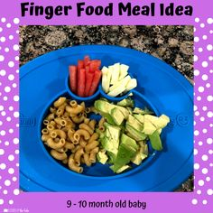 Babies Eating at 10 Months - Lessons By The Lake 10 Months Baby Food, 10 Month Old Baby Food, Healthy Baby Food, Food Baby, Baby Finger Foods, Baby Foods, Baby Meal Plan, Whole Wheat Waffles, Baby Solid Food