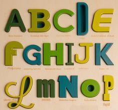 Looodus font puzzle 1