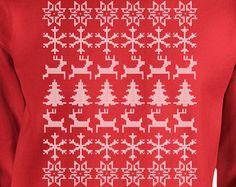 Ugly Christmas Sweaters Christmas Hoodie Sweater Merry Christmas Gifts Holiday Gifts Christmas Presents Holiday Tops Xmas GIfts - SA522