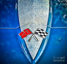 """Corvette """"Race to Win"""" by Colleen Kammerer"""