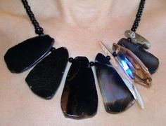 Agate Necklace Dalia Koss