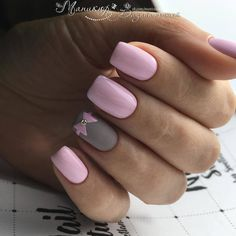 40 - Nail art designs in different colors for you - 1 If you want to make a difference, we offer you nail designs. These nail designs will show you di. Pink Nail Designs, Best Nail Art Designs, Nails Design, Nail Art Design Gallery, Design Art, Nagellack Trends, Nails 2018, Manicure Y Pedicure, Pedicure Ideas