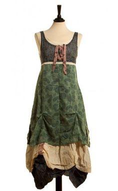 elle-belle.de Kleid Durero - Azul von Ian Mosh skandinavische mode online kaufen