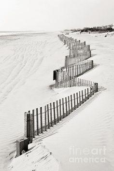 Stone Harbor ~ Joseph J Stevens art photograph, Stone Harbor New Jersey beach photo