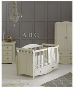 Create The Perfect Bedroom For Your Baby With A Mothercare Nursery Furniture Set Choose From Co Ordinating Two Piece Bundles Including Cot And Drawers To