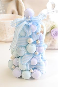 Macaron Cake, Macaron Cookies, Cupcake Cakes, Macaroon Tower, Cake Tower, Croquembouche, Frozen Theme, Candy Table, Cakes For Boys