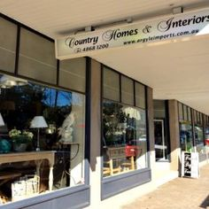 Country Homes and Interiors store Moss Vale Southern Highlands NSW