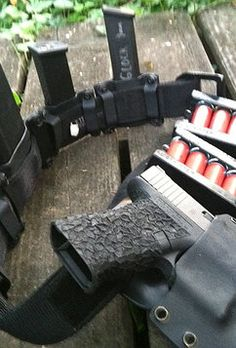 Zero Engineering 3-gun holster kit
