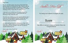 Create free Santa letters to print at home. Select from a variety of backgrounds and letter styles and customize your printable Santa letter in just minutes. Your kids will be excited to get a personalized letter from Santa Claus! Free Printable Santa Letters, Free Letters From Santa, Santa Letter Template, Templates Printable Free, Letter Templates, Free Printables, Christmas Crafts For Kids, Christmas Photos, Winter Christmas