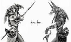 Image result for horus tattoo