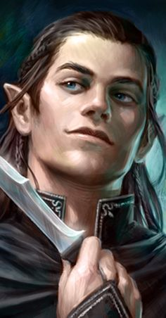 """""""Vax and Vex portrait for the new game Pillars of Eternity II """" Fantasy Character Design, Character Concept, Character Inspiration, Character Art, Story Inspiration, Fantasy Heroes, Fantasy Male, Fantasy Rpg, Fantasy Portraits"""