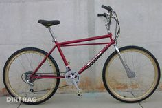 Blast From The Past: Specialty Files—1981 Lawwill-Knight Pro Cruiser In the days before production mountain bikes, Mert Lawwill used BMX cruisers as the starting point for fabricating dirt-worthy whips.