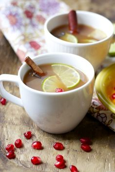 Fruit Spice Tea, super simple soul soothing tea you will love!