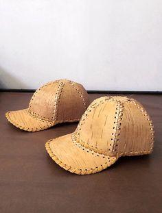 Birch cap by Lana Siberie