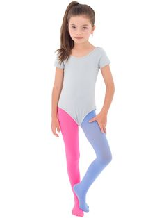 My favorite tights by American Apparel.  We have every color combo