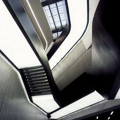 MAXXI National Museum of XXI Century Arts   Zaha Hadid Architects   RIBA Stirling Prize 2010