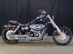 One thing off the wish list- our first bike 2011 Harley Dyna Wide Glide!!