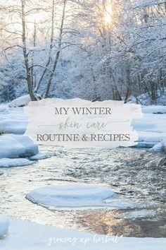 My Winter Skin Care Routine & Recipes (+ A Giveaway), My Winter Skin Care Routine & Recipes . - My winter skin care routine & recipes (+ A Giveaway), care care routine - Homemade Skin Care, Diy Skin Care, Homemade Blush, Homemade Beauty, Organic Skin Care, Natural Skin Care, Natural Beauty, Hair Removal, Giveaway