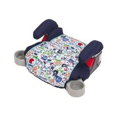 Cosco Juvenile Highrise Booster Car Seat, Holly - http ...