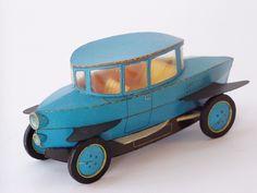 1921-1925 Rumpler Tropfenwagen