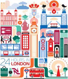 Infografias Ciudades!