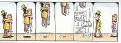 Este es sin dudas mi preferido de liniers. muy mucho amor.   Y así me pasa cada vez que lo abrazo.