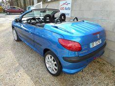 Peugeot 206 cc 1.6 essence 170000kms