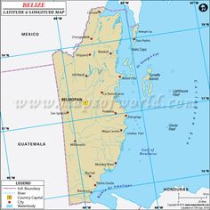 Florida Timezone Map