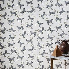 Little Cheetah Wallpaper Panels