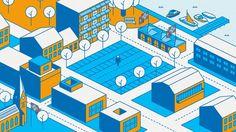 Cliente: Ecosistema urbano / Descripción: Animación del proyecto Dream Your City para la Bienal de Venecia, para el pabellón español de arquitectura / Diseño Gráfico: Forma & Co / Ilustración: Forma & Co / Animación: Forma & Co / Guión: Ecosistema Urbano / Música: Simon Smith, Bcn Sound / Locución: Joe Lewis / Fecha: 2012