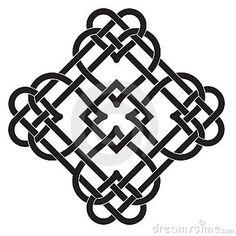 Celtic Knot Motif by Katya Triling, via Dreamstime