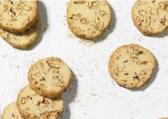 Toasted Almond Sables Cookies Recipes — Dishmaps