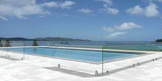 sistema de barandillas de fácil montaje #piscina #hogar #diseño #jardin #patio #arquitectura #house #garden #pools #design
