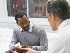 HIV-Positive Black Men Receive Lower Levels Of Care Than Black Women