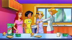 | visuel Totally Spies épisode 602
