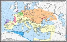 The Huns came out of Central Asia swept into Europe, and helped bring down the Roman Empire. Learn about their impact and importance on European history. Ancient Egyptian Art, Ancient Aliens, Ancient History, Ancient Greece, European History, American History, History Museum, Art History, Attila The Hun
