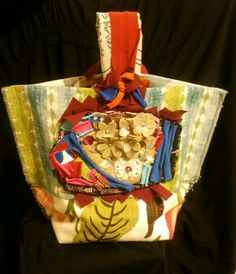 Upcycled Bucket Bags by Kimberly Cannon!