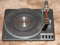 My latest acquisition. $25. Needs love and plinth. we shall see. Why am I going vinyl...?