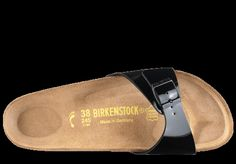 Birkenstock Madrid Black