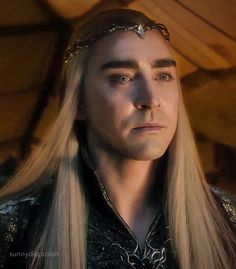 """""""So let me get this straight, Gandalf.  I'm supposed to help those filthy dwarves who did unspeakable things in Rivendell and were disrespectful to me?  No, I think not."""""""