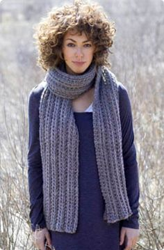 Free Pattern: Trails Scarf i could say something funny but like fashion just like any other modern day 60's child