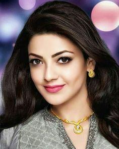 Kajal Beautiful Girl Indian, Beautiful Girl Image, Most Beautiful Indian Actress, Beautiful Bollywood Actress, Beautiful Actresses, Beauty Full Girl, Beauty Women, Beautiful Heroine, Prity Girl
