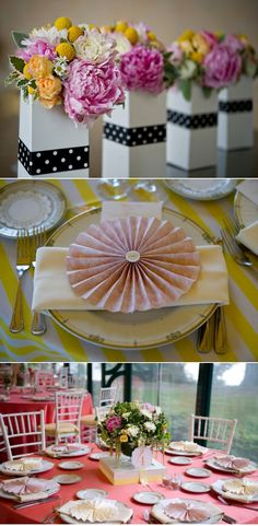 napkin details! by La Petite Fleur http://www.lapetiteevents.com
