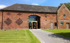 Shustoke Barn wedding venue in Coleshill, Warwickshire