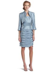Jessica Howard Womens 2 Piece Shutter Dress $128.00