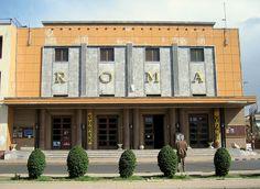 Cinema Roma, #Asmara, Eritrea