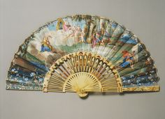 """philamuseum: """" Too much hot air? Fans furnish both a cooling breeze and…"""